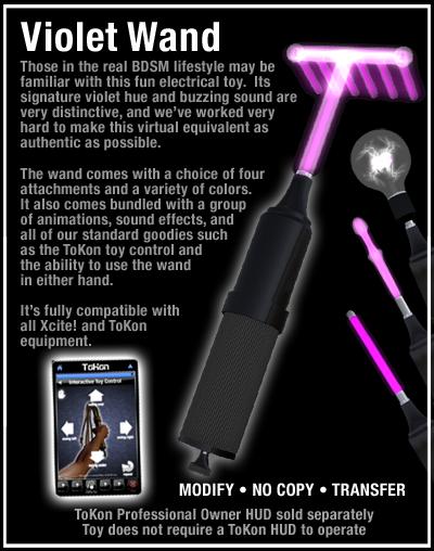 Bdsm electric wand